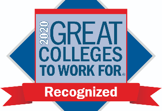 2020 Great College to Work For
