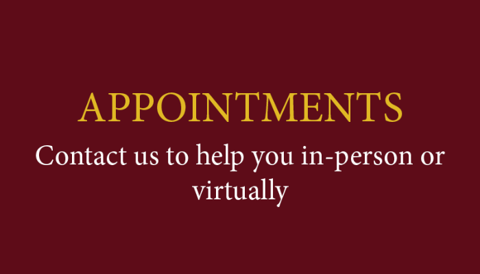 Appointment graphic